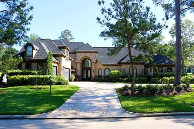 1171 Bentwater Drive, Montgomery, TX 77356 (MLS #28528968) :: Michele Harmon Team