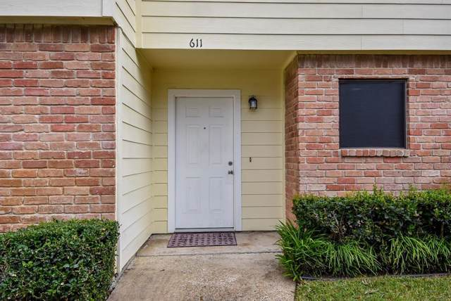 14515 Wunderlich Drive #611, Houston, TX 77069 (MLS #28529072) :: Giorgi Real Estate Group