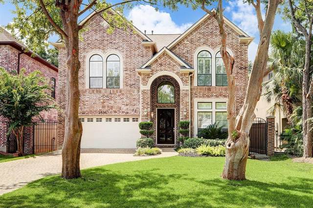 4805 Spruce St, Bellaire, TX 77401 (MLS #28529639) :: Guevara Backman