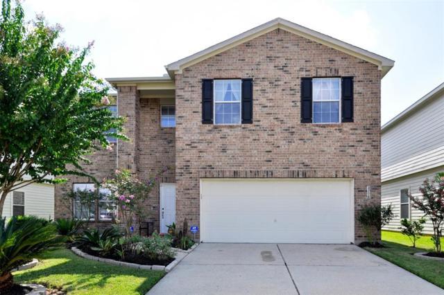 2715 Indigo Stone Lane, Katy, TX 77449 (MLS #28540155) :: Connect Realty