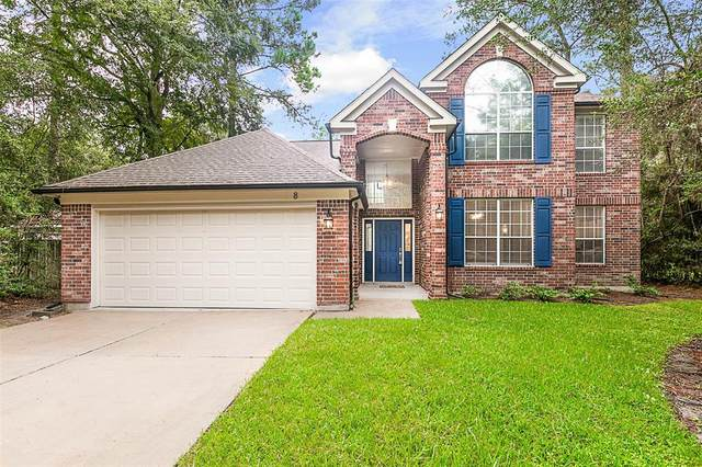 8 Greentwig Place, Spring, TX 77381 (MLS #28541688) :: Caskey Realty