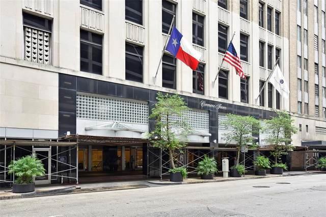 914 Main Street #708, Houston, TX 77002 (MLS #28551142) :: Christy Buck Team