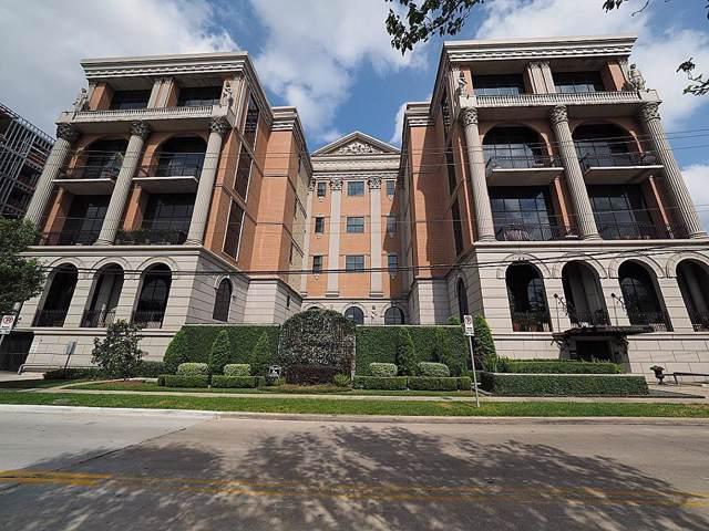 1025 S Shepherd Drive #108, Houston, TX 77019 (MLS #28553757) :: Texas Home Shop Realty