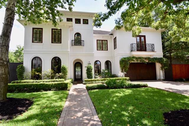 4309 Lamont Circle, Bellaire, TX 77401 (MLS #28554068) :: Texas Home Shop Realty