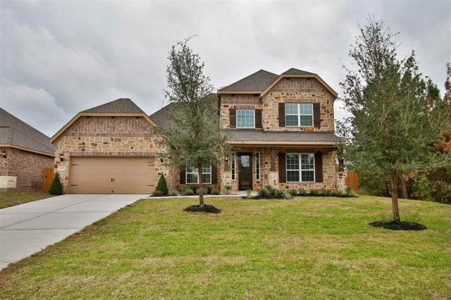 7553 Tyler Run Boulevard, Conroe, TX 77304 (MLS #28554442) :: The Home Branch