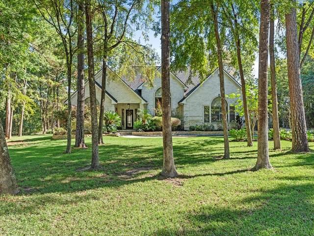 14671 Oak Shores Drive, Willis, TX 77318 (MLS #28564767) :: NewHomePrograms.com