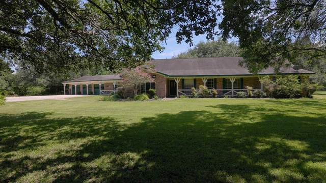 5320 Phillips Drive, Manvel, TX 77578 (MLS #28568767) :: The Property Guys
