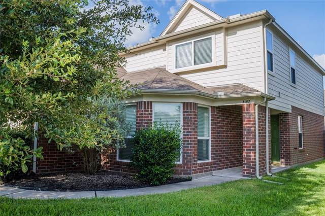 3402 Apple Dale Drive, Houston, TX 77084 (MLS #28574732) :: The Heyl Group at Keller Williams