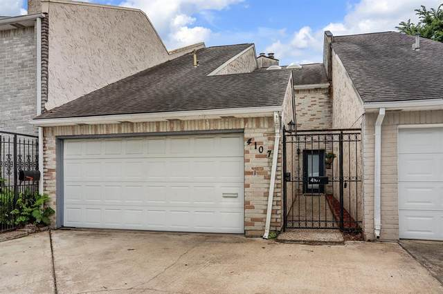 4107 Bissonnet Street, Houston, TX 77005 (MLS #28574988) :: Green Residential