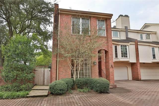 1720 Potomac Drive A, Houston, TX 77057 (MLS #2857866) :: Texas Home Shop Realty