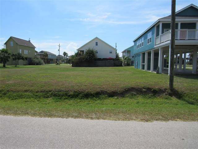 Lot 253 Holiday Drive, Crystal Beach, TX 77650 (MLS #28591606) :: Texas Home Shop Realty