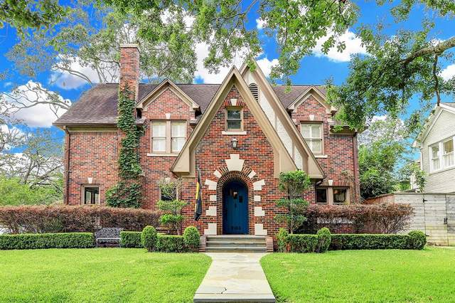 2103 Bolsover Street, Houston, TX 77005 (MLS #28592995) :: Caskey Realty