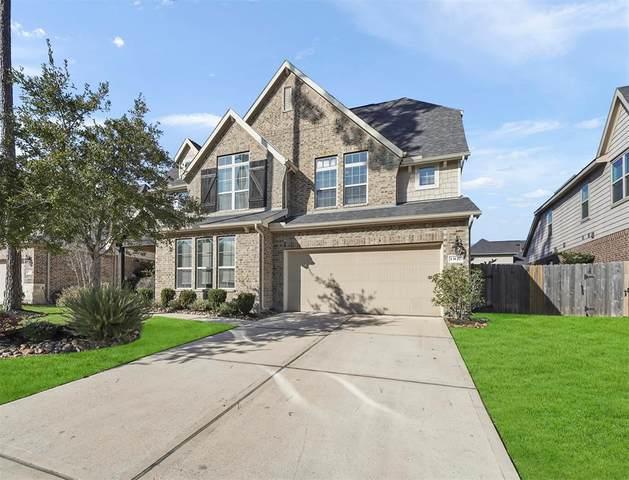 13127 Tapper Ridge Lane, Humble, TX 77346 (MLS #28601735) :: The Bly Team