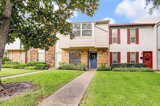 10292 Longmont Drive #40, Houston, TX 77042 (MLS #28603606) :: The SOLD by George Team