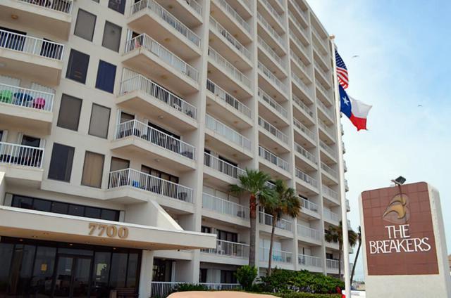 7700 Seawall Boulevard #103, Galveston, TX 77551 (MLS #28609410) :: Team Parodi at Realty Associates