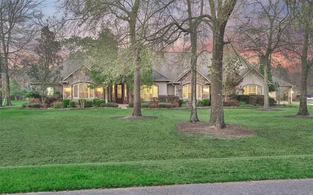 25 Oak Crest Circle, Magnolia, TX 77354 (MLS #28614963) :: The Jill Smith Team