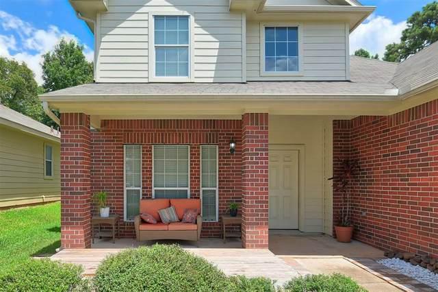 956 Oak Glen Drive, Conroe, TX 77378 (MLS #28619986) :: The SOLD by George Team