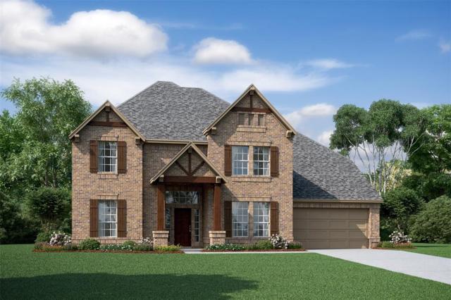 20715 Barrington Meadow Trace, Richmond, TX 77407 (MLS #28645504) :: The Sansone Group
