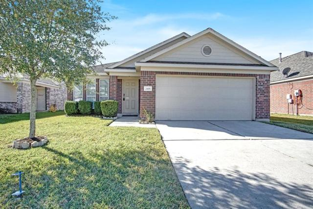 2418 Lofty Falls Court, Spring, TX 77386 (MLS #28649089) :: The SOLD by George Team