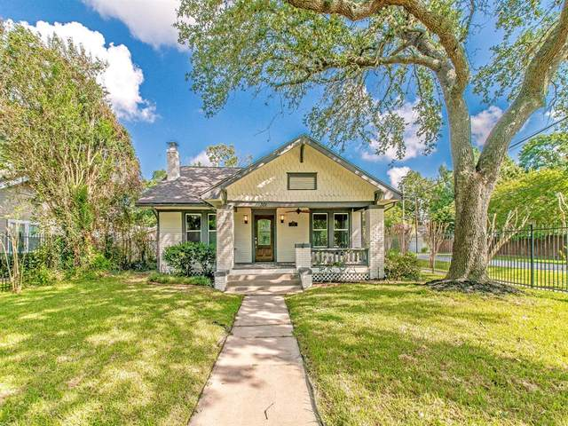301 W 21st Street, Houston, TX 77008 (MLS #28657334) :: NewHomePrograms.com LLC