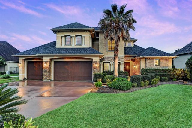 309 Hunters Lane, Friendswood, TX 77546 (MLS #28662690) :: The Queen Team