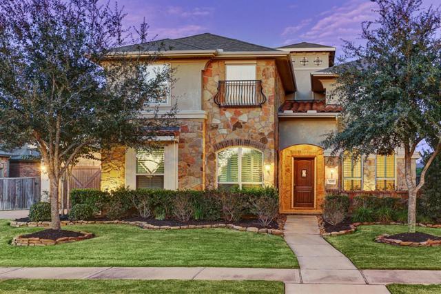 3207 Reston Landing Lane, Katy, TX 77494 (MLS #28669689) :: Connect Realty