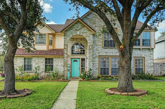 2005 Virtue Court, League City, TX 77573 (MLS #28670376) :: Bray Real Estate Group