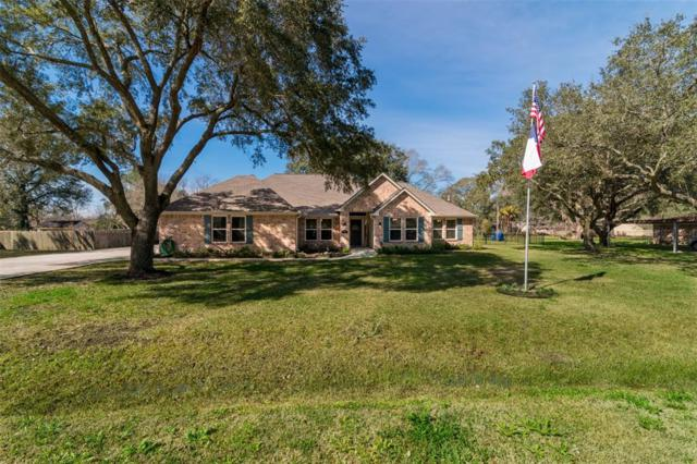 2506 Mary Avenue, Pearland, TX 77581 (MLS #2868220) :: The Heyl Group at Keller Williams