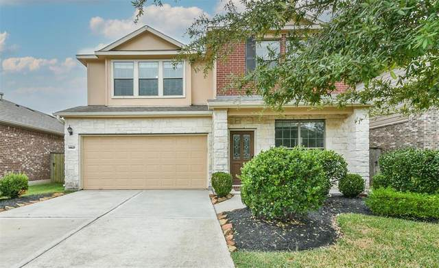14627 Diane Manor Lane, Humble, TX 77396 (MLS #28687475) :: The Parodi Team at Realty Associates