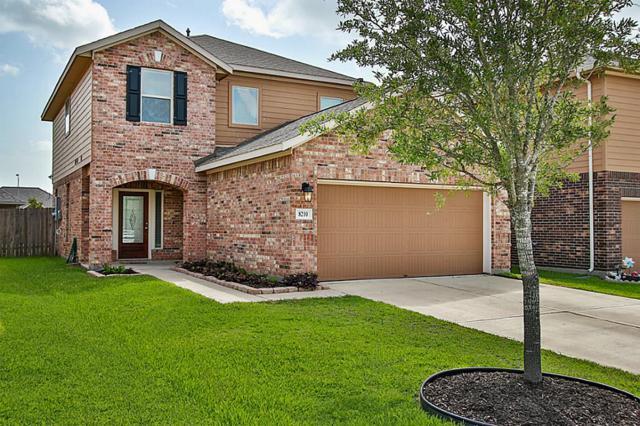 8210 E Pine Creek Bend, Cypress, TX 77433 (MLS #28710733) :: See Tim Sell