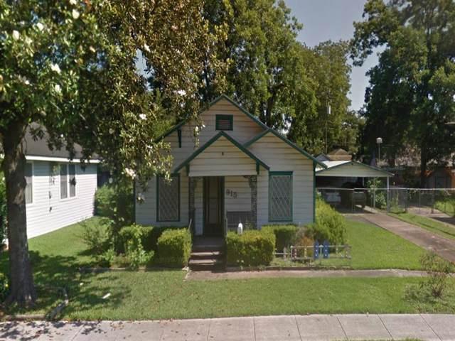 915 E 24th Street, Houston, TX 77009 (MLS #2871775) :: The Parodi Team at Realty Associates