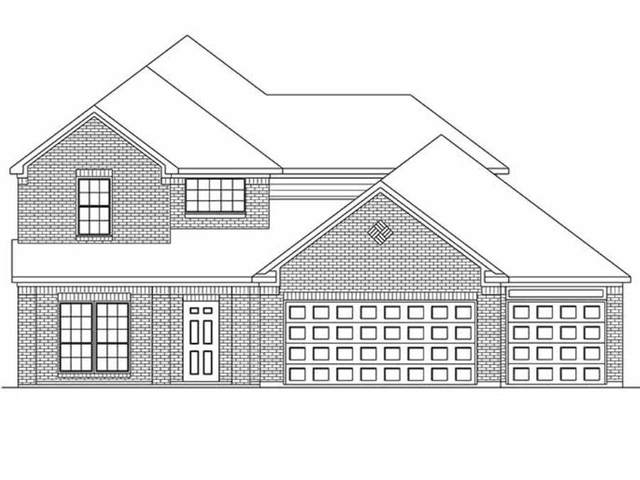 243 Scarlet Drive, Dayton, TX 77535 (MLS #28720655) :: Connell Team with Better Homes and Gardens, Gary Greene