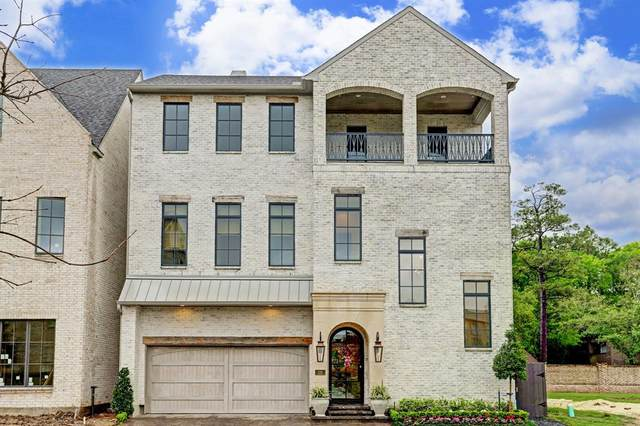 115 Memorial Parkview Drive, Houston, TX 77024 (MLS #28726524) :: The Queen Team