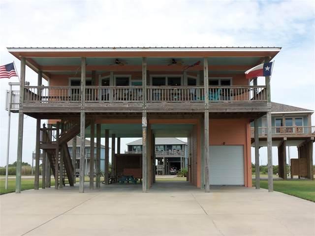 4409 Whaler Lane, Port Bolivar, TX 77650 (MLS #28729423) :: Texas Home Shop Realty