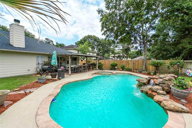 16315 Great Forest Drive, Humble, TX 77346 (MLS #28735388) :: The Bly Team