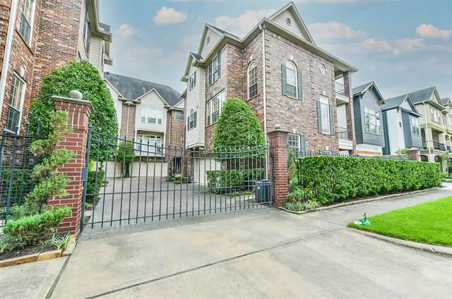 1009 Crocker Street, Houston, TX 77019 (MLS #28736215) :: The Freund Group
