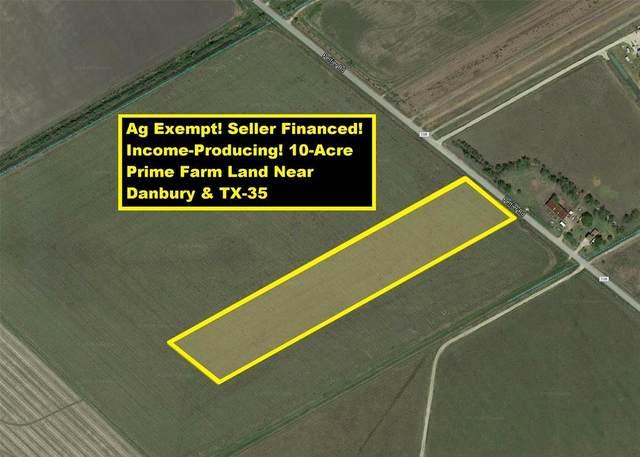 Lot 5 County Road 208, Danbury, TX 77534 (MLS #28748416) :: The Property Guys