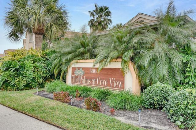 3506 Cove View #1604, Galveston, TX 77554 (MLS #28752955) :: REMAX Space Center - The Bly Team