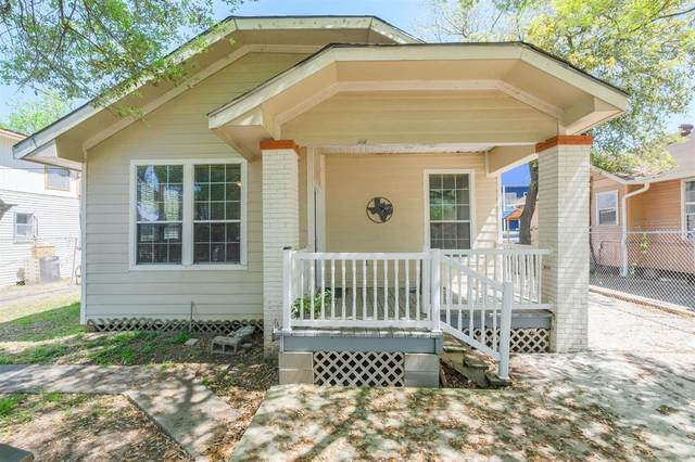 13 Stiles Street, Houston, TX 77011 (MLS #28755316) :: The Queen Team