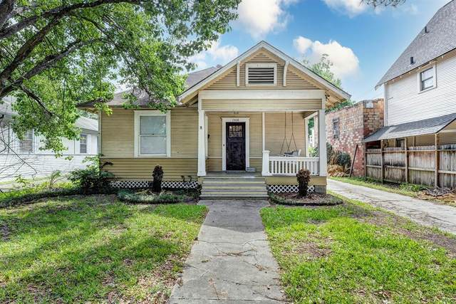 1506 Cortlandt Street, Houston, TX 77008 (MLS #28772007) :: Green Residential