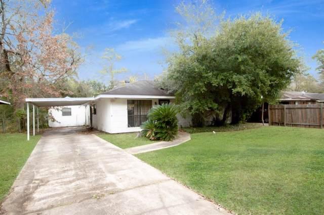 5370 Landry Lane, Beaumont, TX 77708 (MLS #28773209) :: Texas Home Shop Realty