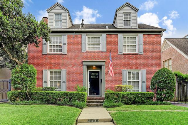 2433 Nottingham Street, Houston, TX 77005 (MLS #28775070) :: Magnolia Realty