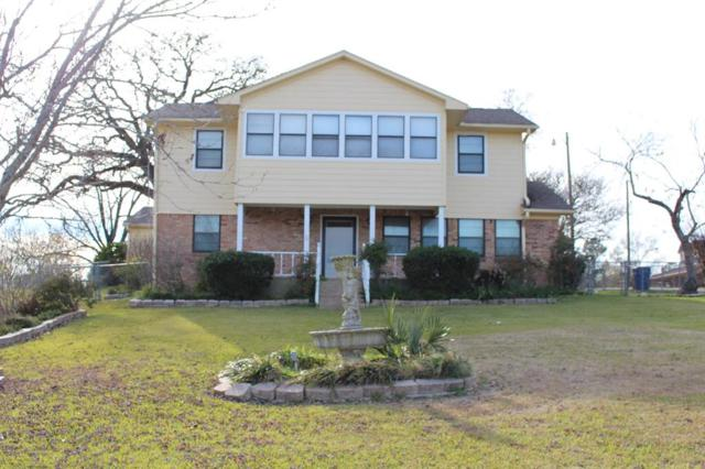 140 High Crest Drive, Point Blank, TX 77364 (MLS #28785134) :: The SOLD by George Team