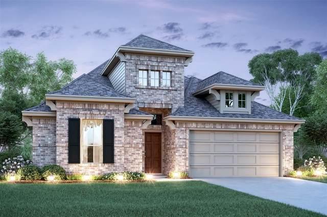 1302 Orchard Ridge Lane, Tomball, TX 77375 (MLS #28788567) :: The Queen Team