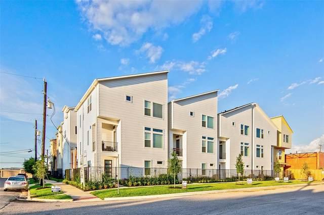 1031 Roberts Street, Houston, TX 77003 (MLS #28789021) :: The Sansone Group