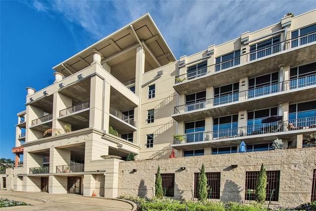 1401 Calumet Street #403, Houston, TX 77004 (MLS #28791978) :: The SOLD by George Team