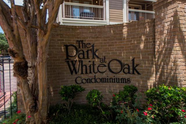 1860 White Oak Drive #355, Houston, TX 77009 (MLS #28792977) :: Giorgi Real Estate Group