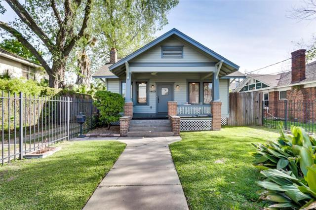 1403 Cleburne Street, Houston, TX 77004 (MLS #28800351) :: REMAX Space Center - The Bly Team