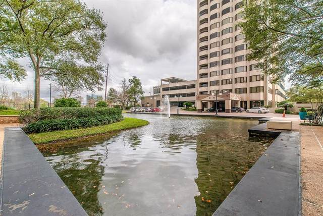 2001 Holcombe Boulevard #3505, Houston, TX 77030 (MLS #28812939) :: Michele Harmon Team