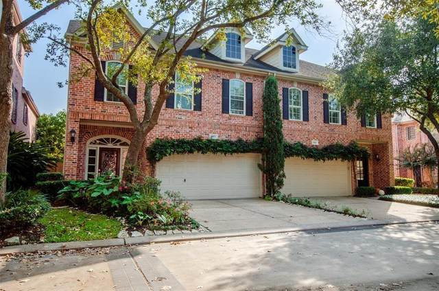 7515 Woodvine Place Court, Houston, TX 77055 (MLS #28813243) :: My BCS Home Real Estate Group